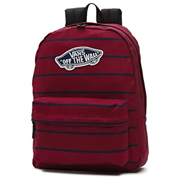 Vans Realm Backpack Fall 2017 Tibetan Red