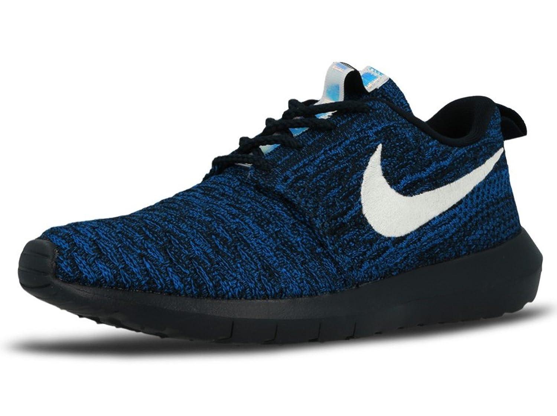 80%OFF Nike Roshe NM flyknit Dark obsidian racer blue