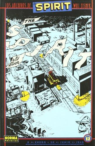Descargar Libro Los Archivos De The Spirit 12 Will Eisner