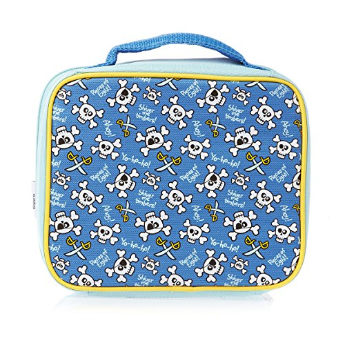 Bugzz Lunch Pirate Bag - Blue C1EIzxIl