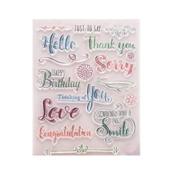Novelty Happy Birthday Candles Scrapbook Cutting Dies Embossing Cards MakingYGZP