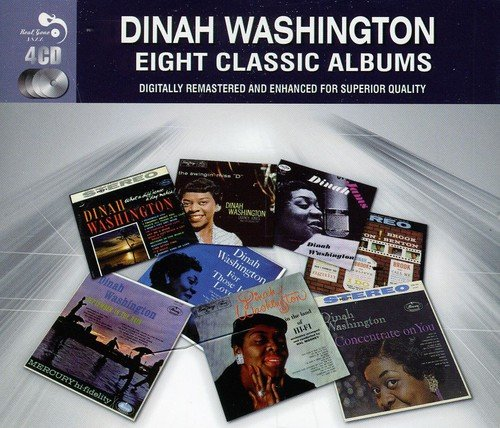 (8 Classic Albums - Dinah Washington)