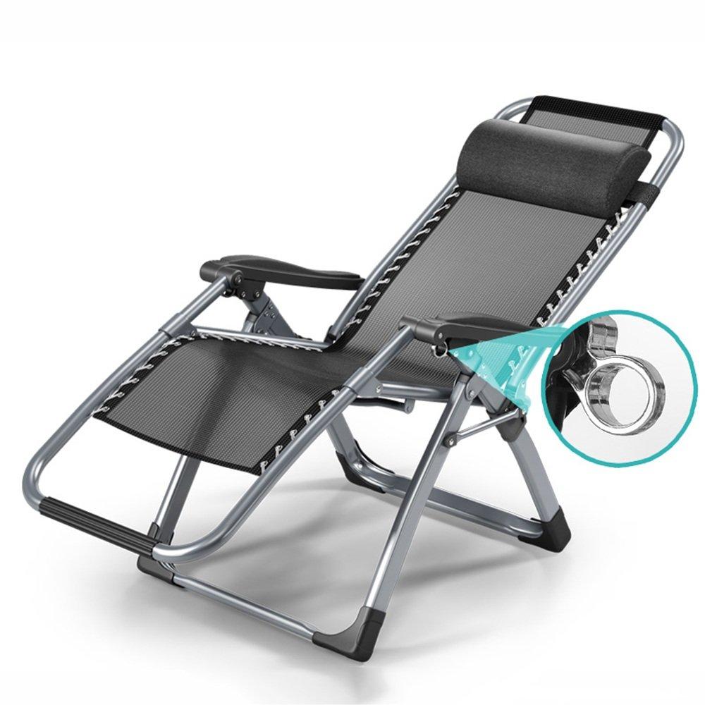 QFFL 個々のシエスタシンプルな折りたたみチェア/オフィスシエスタのリクライニング/妊娠中の女性ラウンジチェア/家庭用バルコニーガーデン快適な背もたれの椅子 アウトドアスツール (色 : C) B07F82MGS2 C C