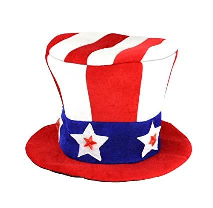 0232e0d51ece5 Image Unavailable. Image not available for. Color  Patriotic Led Light Up  Hat
