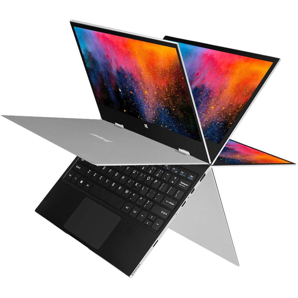 JUMPER EZbook X1 Ordenador Portátil Convertible Táctil 11.6 Pulgadas (Windows 10,Intel Gemini Lake N4100 Quad Core 1.1GHz, 4 GB RAM 64GB ROM, HDMI) Portátil ...