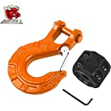 CM M6906A G63//70 Alloy Clevis Slip Hook Without Latch Orange