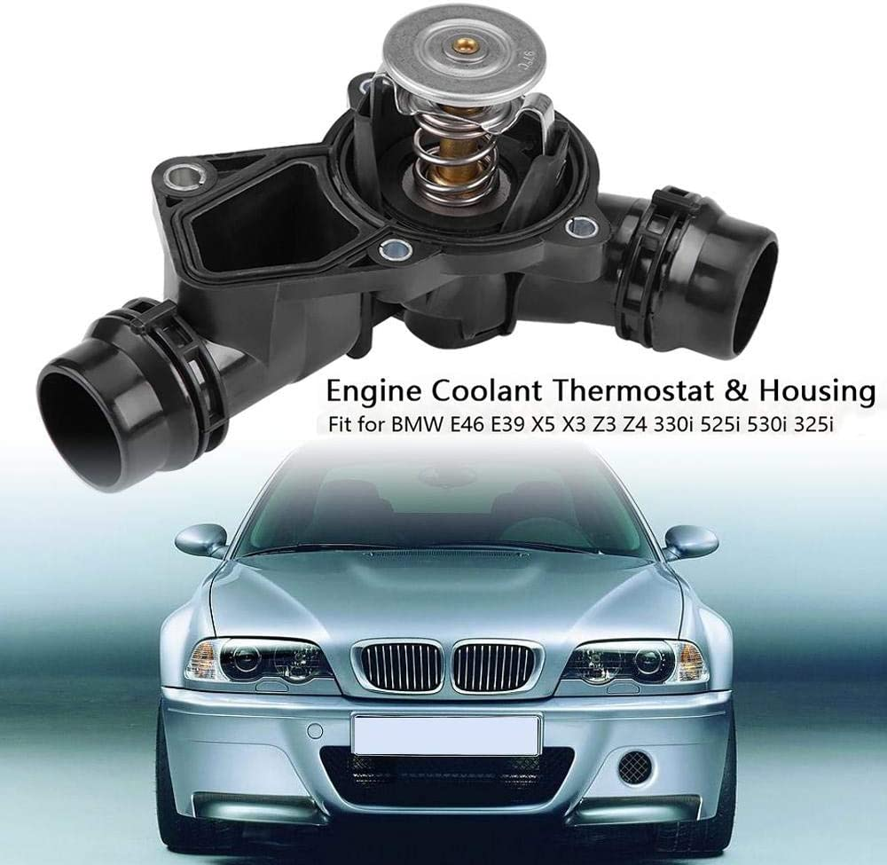New For BMW Thermostat Housing Assembly E46 E39 X5 X3 Z3 Z4 330i 525i 530i 325i