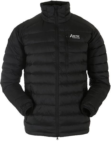 Amazon.com: Arctic Design Reskow - Chaqueta de plumón para ...