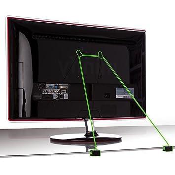 Canwn Kippsicherung Fernseher Verstellbar 2 Stück TV Kippsicherung