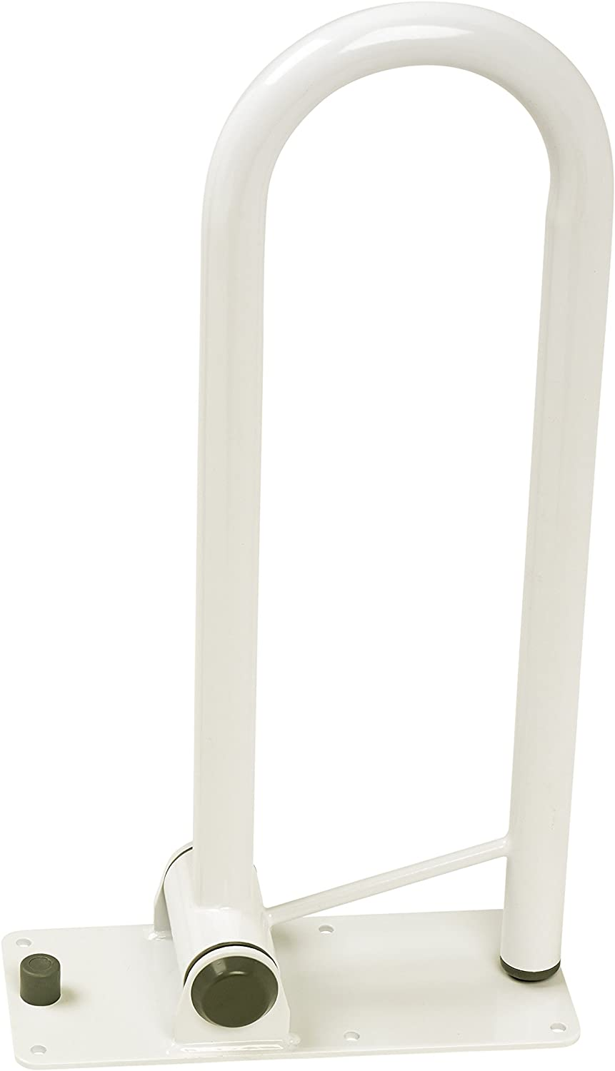 Homecraft Devon MKII Folding Support Rail - 55 cm/21.5 inch (Eligible for VAT Relief in The UK)