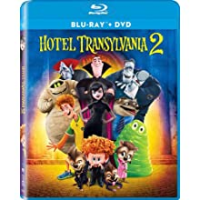 Hotel Transylvania 2 (Blu-ray + DVD) (2015)