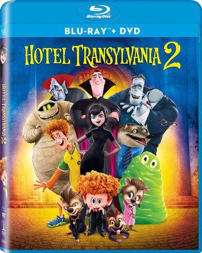 Hotel Transylvania 2 (Blu-ray + DVD) - NOW 67% OFF! Was $14.99!