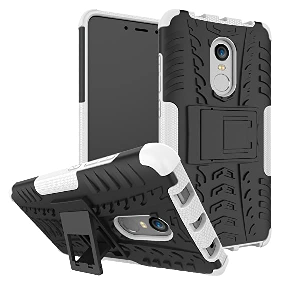 various colors f49bb 1c8ed Xiaomi Redmi Note 4X Cover Armor DWaybox Hybrid Rugged Heavy Duty Hard Case  Cover with Kickstand for Xiaomi Redmi Note 4X/Xiaomi Redmi Note 4/Hongmi ...
