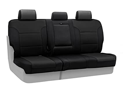 Amazoncom Coverking Custom Fit Rear 6040 Bench Seat Cover for