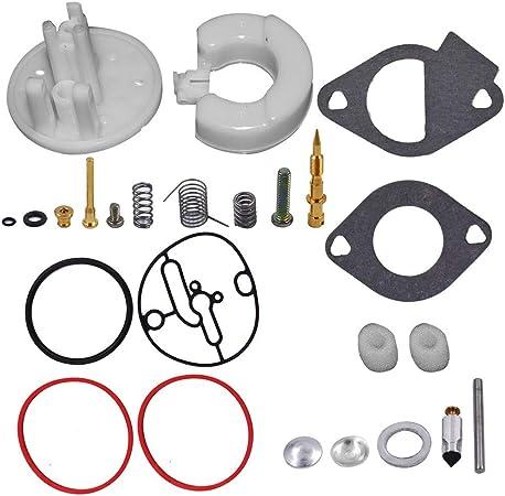 Carburetor Rebuild Kit Master Overhaul For /& Walbro LMT 5-4993