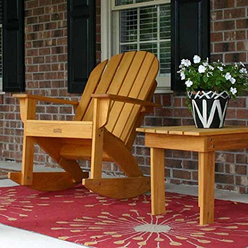 Designed For Outdoors Adirondack Rocker