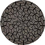 Lizi Headwear Mosaic Lined Beret Hats Headcovering for Women - Lightweight Fall Spring Hat Grey/Black