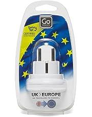 Diseño Go UK-EU Adaptador Un Color