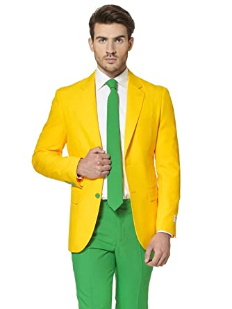 c47980458dc6c6 OppoSuits Mens Australian Party Suit and Tie at Amazon Men's ...