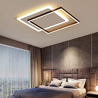 LED Deckenleuchte Dimmbar 3000K-6500K Wohnzimmer ...