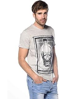 c861eb5419d0 Deeluxe T-Shirt Rock Iggy Adulte - XXL - Blanc  Amazon.fr  Vêtements ...