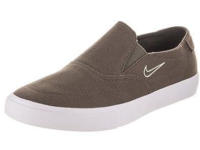 Nike Men's SB Portmore II SLR SLP C Ridgerock/Ridgerock Fossil Skate Shoe  10 Men