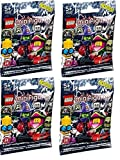 ninjago ninja db x - LEGO Minifigures Series 14 Random Set of 4 (71010)