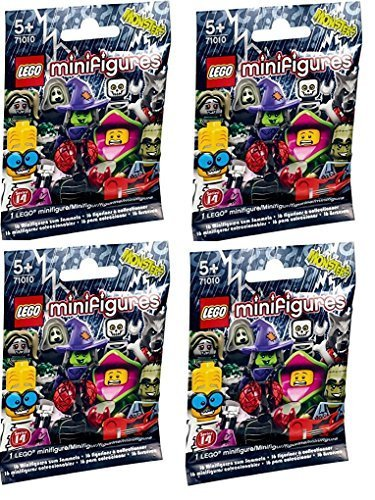 - LEGO Minifigures Series 14 Random Set of 4 (71010)
