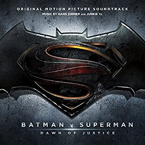 Batman v Superman: Dawn Of Justice - Original Motion Picture Soundtrack (Standard) at Gotham City Store