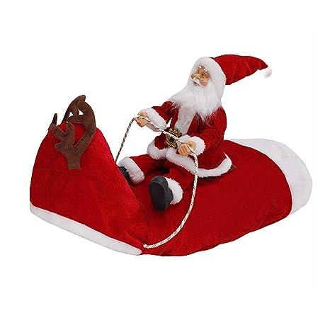 Ropa para Perros Cachorros Traje de Papá Noel Navidad Ropa para ...