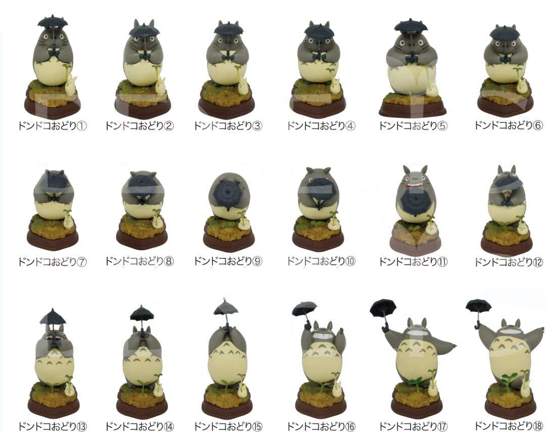 となりのトトロ B07GLDN8SS 1/18 1/18 コマ撮りコレクション ドンドコおどり 18種セット B07GLDN8SS, メガネのれんず屋:71287820 --- ijpba.info