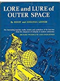 img - for Lore and lure of outer space, book / textbook / text book