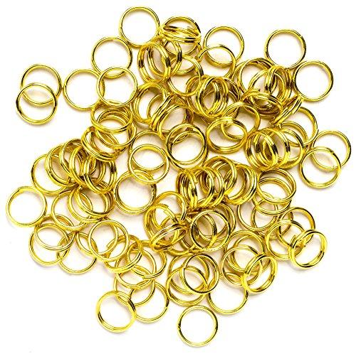 8mm split rings - 7