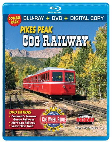 (Pikes Peak Cog Railway Blu-ray/dvd Combo Pack)