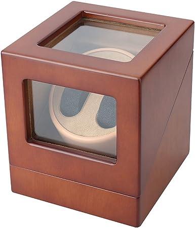 Ver Caja de Reloj Caja de exhibición Mesa oscilante Agitador mecánico automático Caja de Reloj Caja de Almacenamiento de joyería Soporte de Mesa Caja de Almacenamiento: Amazon.es: Hogar
