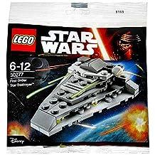 Star Wars First Order Star Destroyer Polybag 30277 by LEGO
