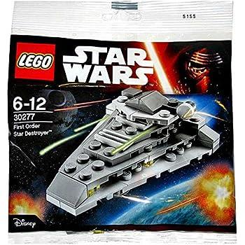 LEGO, Star Wars, First Order Star Destroyer (30277) Bagged