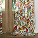 Greenland Home Astoria Curtain Panel Pair, 95-inch