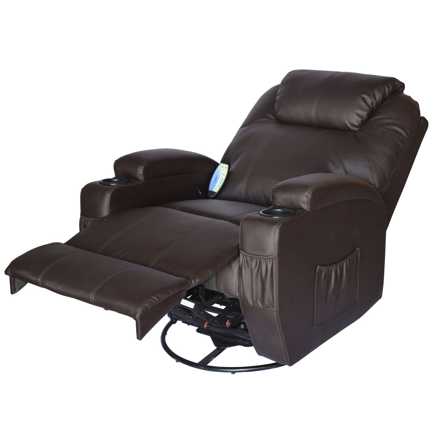 with chair massage amazon heat walmart recliner chairs