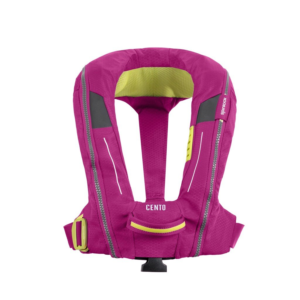 Spinlock Deckvest Cento Junior PFD  Grenadine Pink B06ZZCBF47