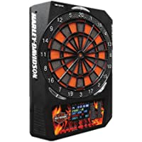 Harley-Davidson Electronic Dartboard with Dart & Extra Tips (2 Sets)