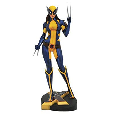 DIAMOND SELECT TOYS Marvel Gallery: X-23 Wolverine PVC Gallery Figure: Toys & Games