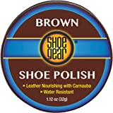 Kiwi Shoe Polish 1.125 Ounce, Brown