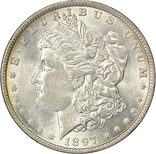 1897 O Morgan Dollar MS60