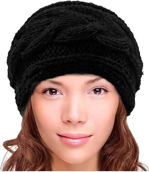Dahlia Womens Knitted Wide Stylish Headband