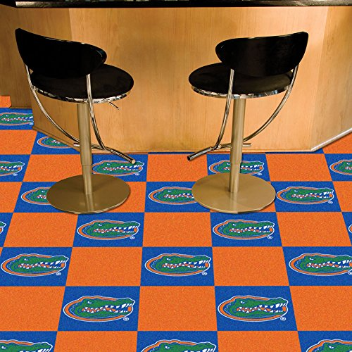 Florida Gators NCAA Team Logo Carpet Tiles