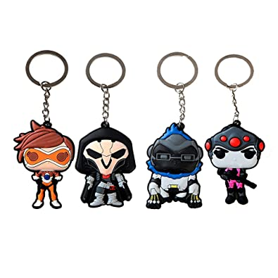 Overwatch - Pack: winston, widowmaker, reaper, tracer ...