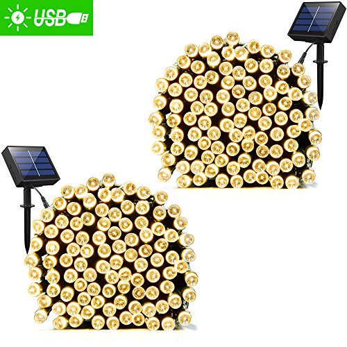 Hanging Solar Party Lights