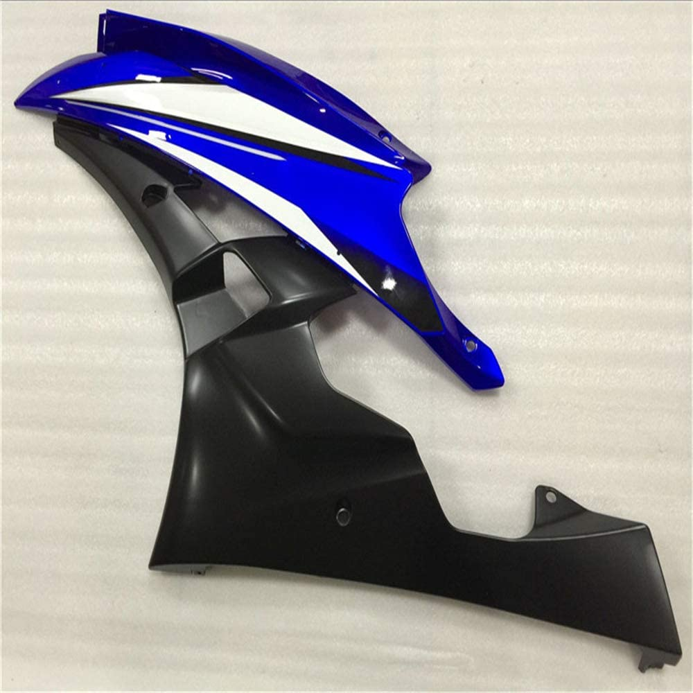 Complete Blue Black Fairing Fit for YAMAHA 2006 2007 YZF R6 Injection Mold ABS Plastics New Bodywork Bodyframe 06 07