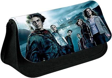 Harry Potter Estuche Estuche Estuche Estuche Estuche Estuche Maquillaje para Papelería/School/Colegio/Cosmético - 0026: Amazon.es: Oficina y papelería